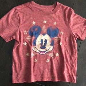 Other - Vintage looking Mickey T-shirt
